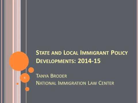 State Policy Webinar