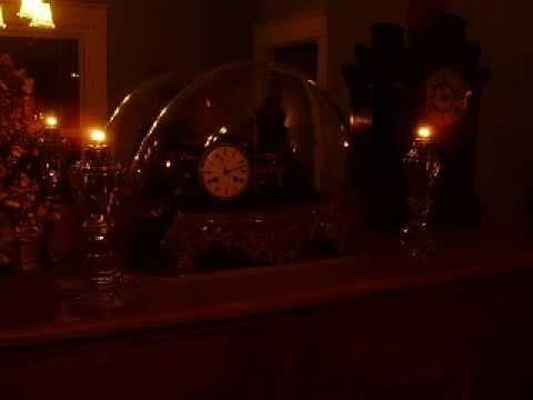 Antique Whale Oil Lamps - Demonstration