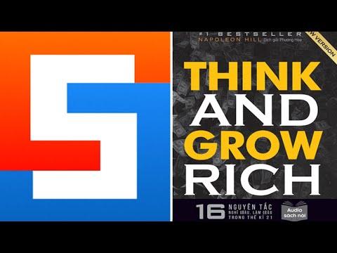 Think And Grow Rich: 16 Nguyên Tắc Nghĩ Giàu Làm Giàu Trong Thế Kỉ 21 [Bản Mới]