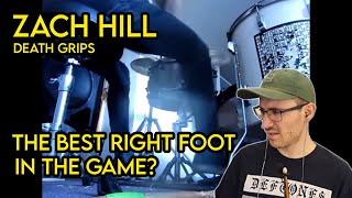 Drum Teacher reacts to Zach Hill of Death Grips (Lost Boys Practice/Rehearsal)