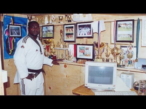 Faces of Africa - Legacy of a Taekwondo Master Part 1