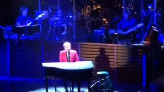 Weekend in New England - Barry Manilow - Prudential Center 6/14/15