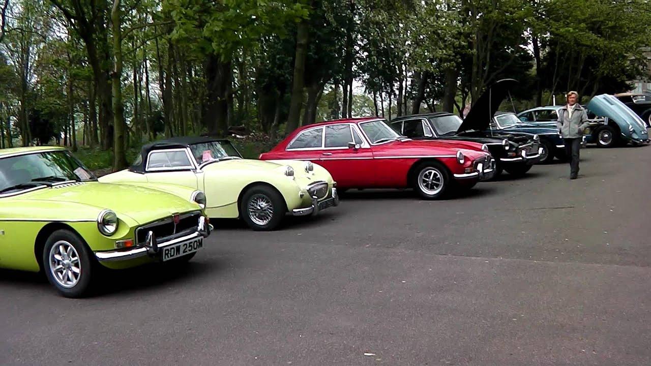 Crow Nest Park Classic Car Show