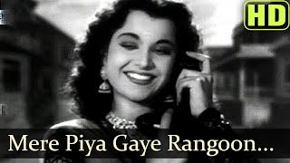 Mere Piya Gaye Rangoon – Patanga – Shamshad Begum Old Songs -Hindi O …