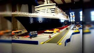 LEGO-Modellbauer René Hoffmeister aus Niemegk