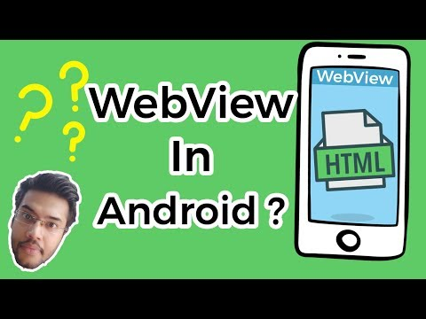 Webview In Android Studio | What Is Webview In Android | Webview In Android Studio Example