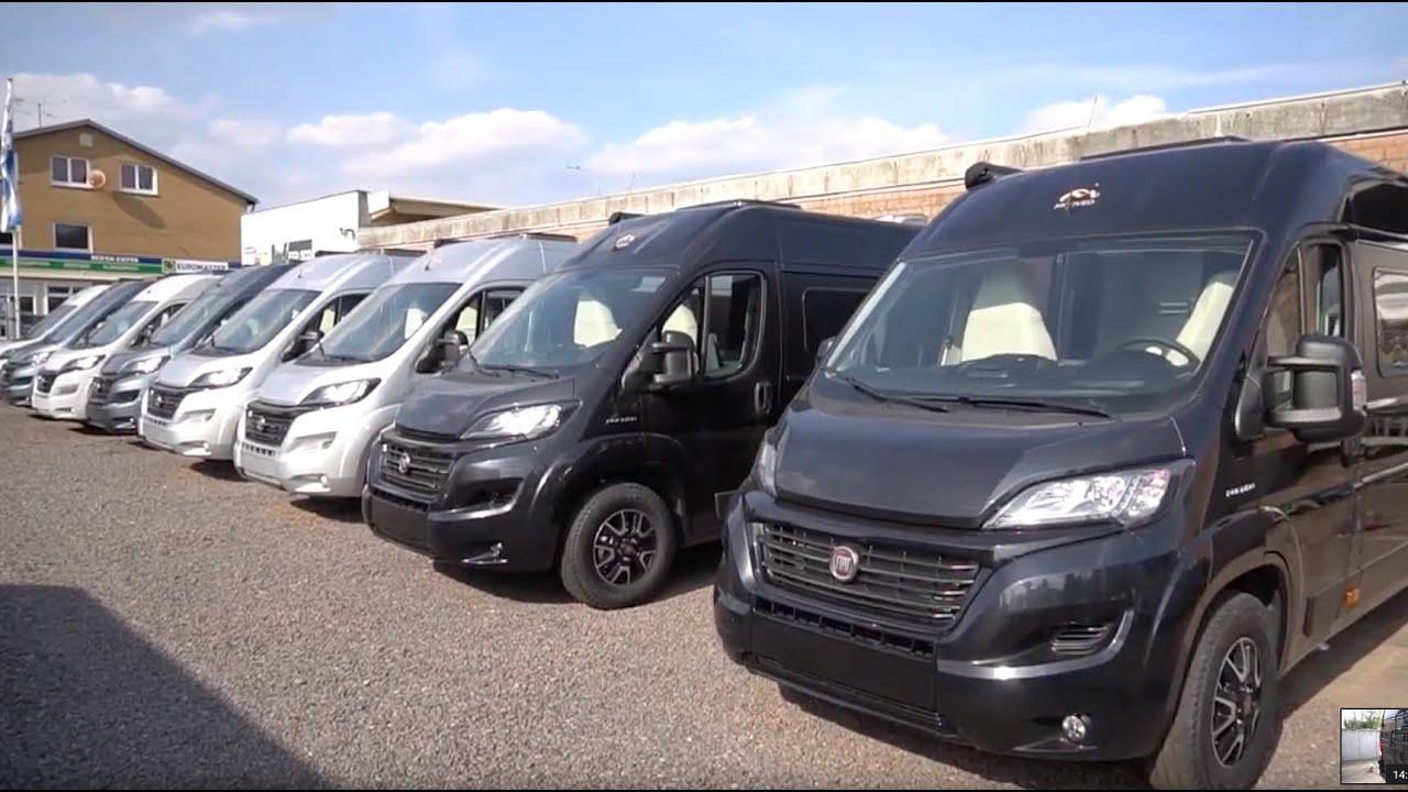 Wohnmobil Kastenwagen für 9: großer Vergleich fast aller Modelle  Wohnmobile Roomtour