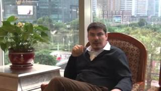 Открытие Китая с Евгением Колесовым на Первом! Трейлер