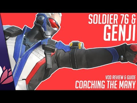 Soldier 76 & Genji Review & Guide - Coaching the Many