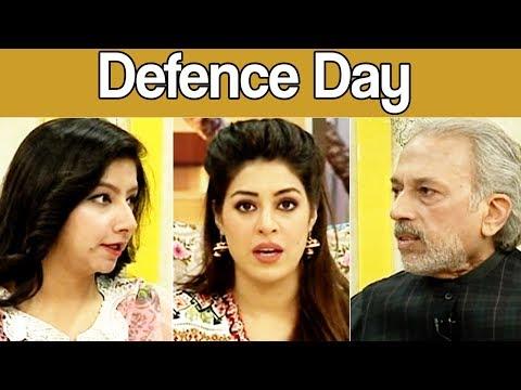Mehekti Morning - Defence Day Special - 6 September 2017 - ATV