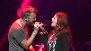 Lady Antebellum - Wanted You More live at Sydney Opera House 01/10/12