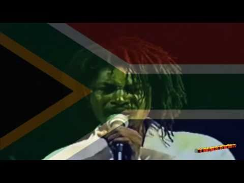 NEW HOT 2011 VIDEO ♫ Anthony B - Hello Mama Africa Remix (feat. Garnet Silk & Buju Banton)