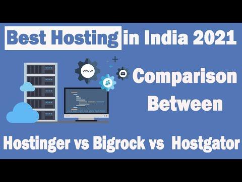 best hosting provider in india 2021