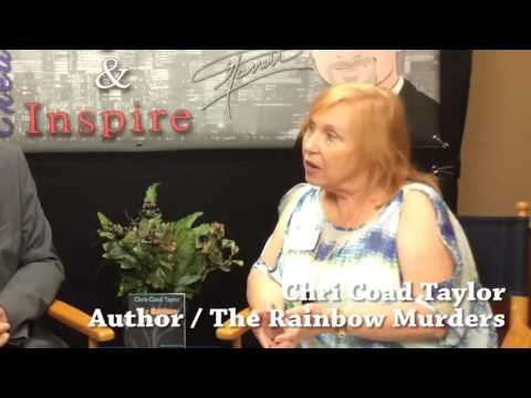 Chris Coad Taylor (The Rainbow Murders) on the Hangin With Web Show