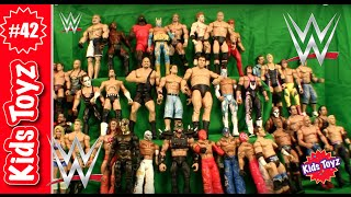 WWE Action Figure Character Introduction
