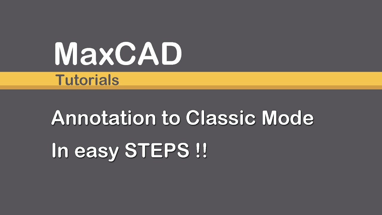 How to change autocad 2013 to classic view mac