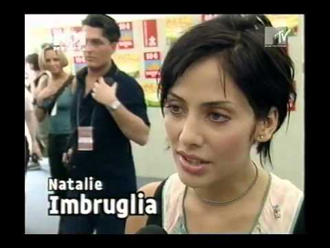 Natalie Imbruglia - Interview Clip at Party in the Park 1998