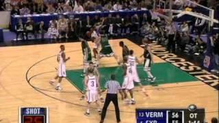 T.J. Sorrentine stuns Syracuse (2005 NCAA Tournament 1st Round) thumbnail
