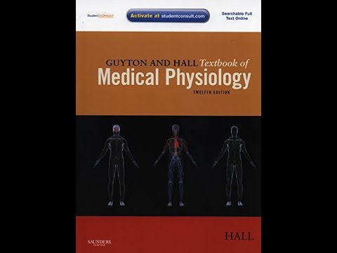 Guyton And Hall Textbook Of Medical Physiology 12e Pdf