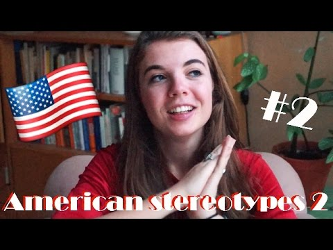 AMERICAN STEREOTYPES part 2 | Stereotypes french people have about americans
