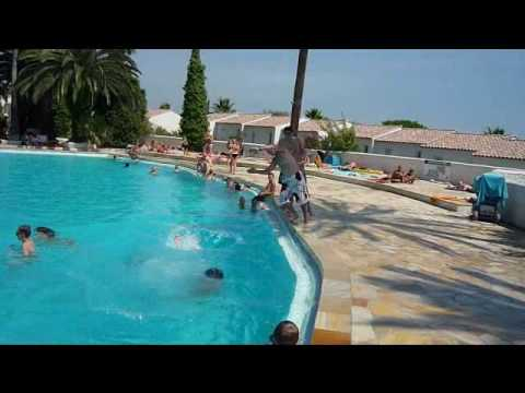 fun in france, the family dive
