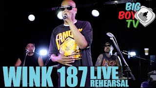 Wink 187 - Big Boy's New Band feat. Travis Barker! | BigBoyTV