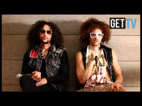 "LMFAO ""Sexy And I Know It"" Interview - Getmusic"