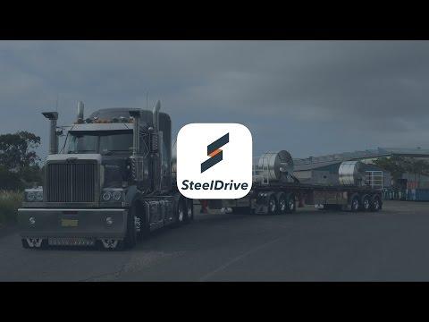 Home - SteelDrive
