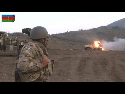 Kавказская Проблема Карабаха,реальные боевые кадры.Caucasian Karabakh Problem Real Scenes Of The War