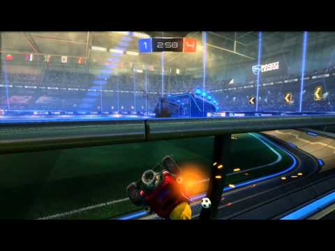 Rocket League Strategic Genius