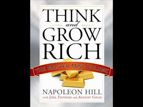فكر تصبح غنيا كتاب