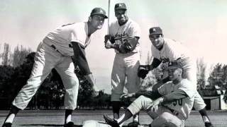 "Billy Staples ""Kids with a Dream"" Baseball Heroes - Maury Wills"