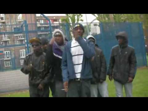Monst, JR Twist, D Crooks & Sosa -- Fantastic Four (Fellows Court E2 Hackney)
