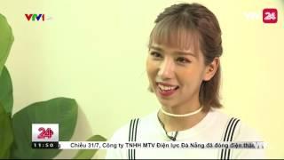 Min và những chia sẻ về sự trở lại trong âm nhạc - Tin Tức VTV24