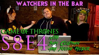 "Watchers in the Bar: Game of Thrones S8E5 ""The Bells"" Recap with Sam Coleman aka Young HODOR!!!"