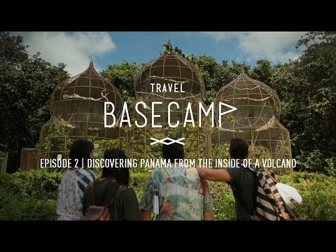 Getting Closer to Nature- Travel Basecamp - Panama - Ep 2/6