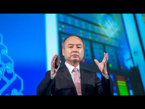 SoftBank CEO on the Vision Fund, Uber IPO