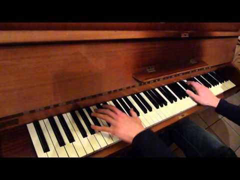 Mika - Happy ending - Piano
