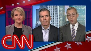 Panelist on Trump's rhetoric: This is a fear election