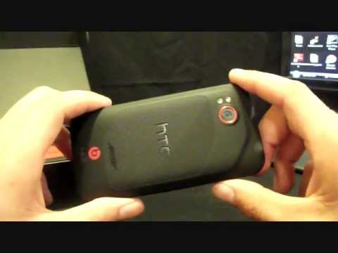HTC Rezound Android 4G LTE Unboxing Review First Look Verizon Wireless