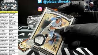 2018 Topps Museum Baseball 12 Box Case PYT #33