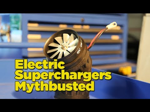 Thumbnail: Electric SuperChargers Mythbusted