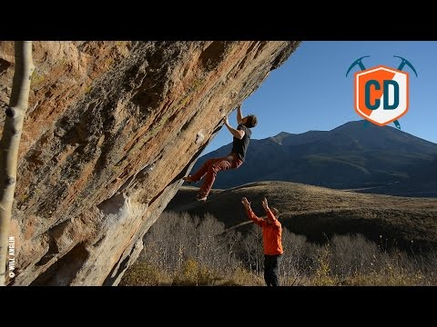Supremely Technical New V13 Established In Colorado | Climbing Daily, Ep. 594