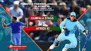 KAMPALA STAGS VS AFRIDI XI :LIVE CRICKET LIVE