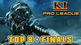 KI | Tournament | S03E04 | TOP 8 + Finals (Nicky, Hecrob, NINOx52 + more)