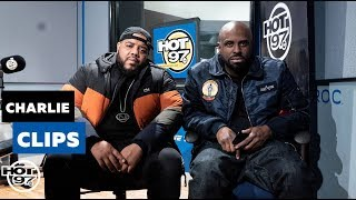 CHARLIE CLIPS | FUNK FLEX | #Freestyle119