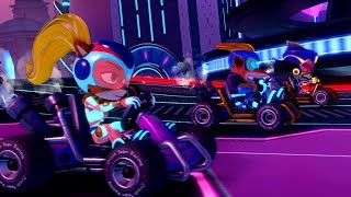 Crash Team Racing Nitro-Fueled (XOne) + BONUS!