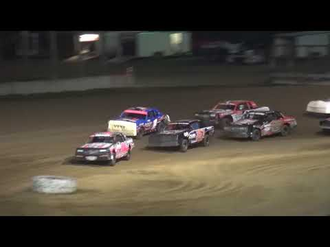 IMCA Hobby Stock feature Independence Motor Speedway 5/4/19