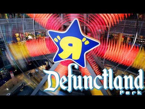 Defunctland: The History Of Toys