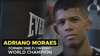 ONE Feature | Adriano Moraes Overcomes Troubled Youth